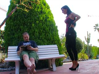Free downloads & Watch Girlfriends decide to fuck lucky dude together.mp4 1