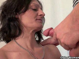 cocks Mature hard pussy and