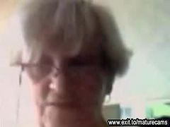granny-with-huge-tits-playing-at-home